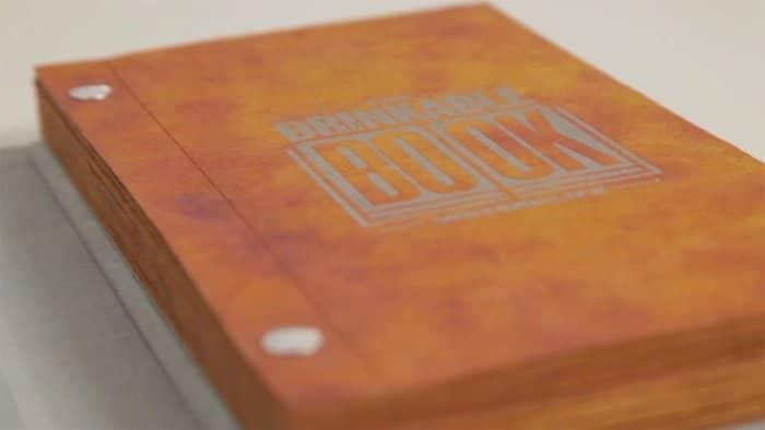 Drinkable Book, el libro para purificar agua