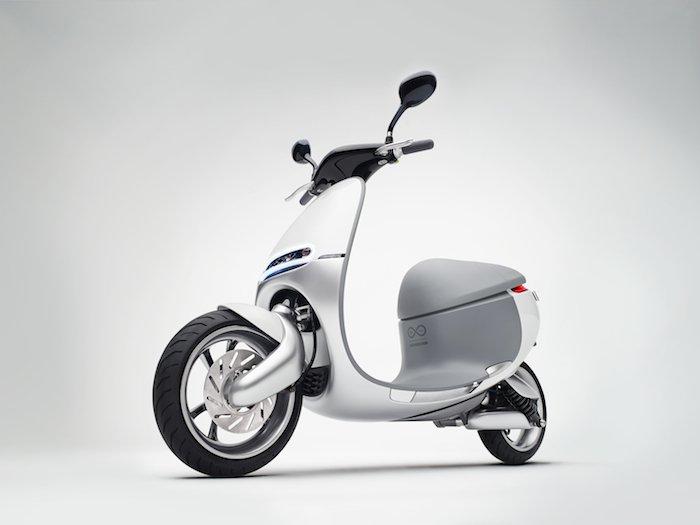 Gogoro Scooter eléctrico