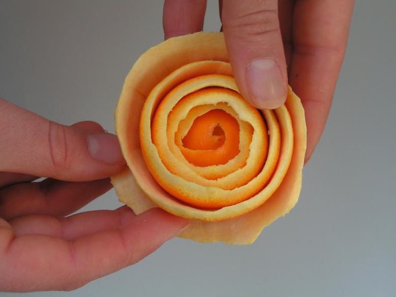 Rosas naranjas4