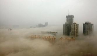 19 imágenes que muestran que la contaminación en China se extiende sin control