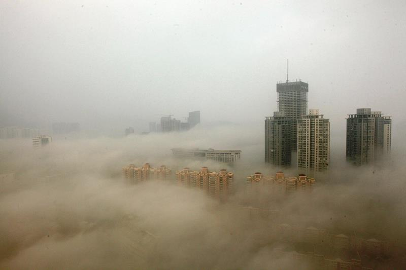 contaminación en China17