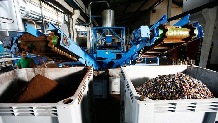 reciclaje capsulas de café