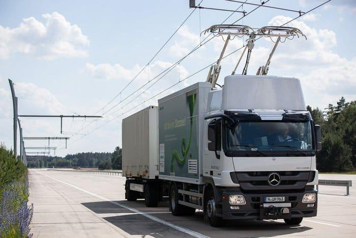 camión eléctrico 'cero emisiones'