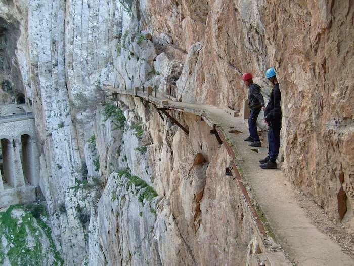 Caminito_del_rey_trekking_antiguo