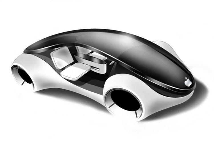 iCar Apple, proyecto titan
