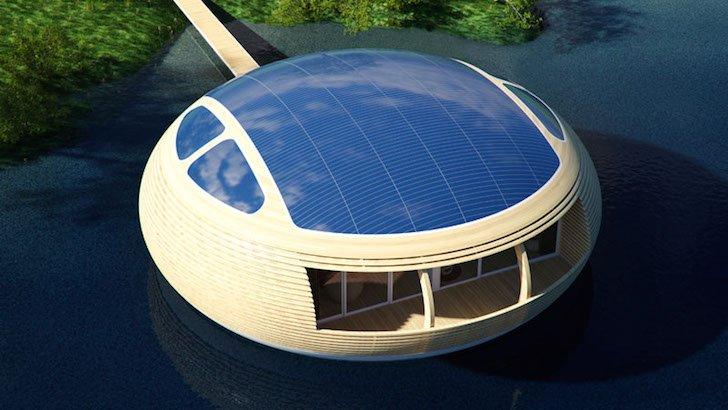 Casa solar flotante-31