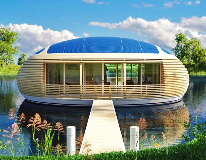 Casa-solar-flotante