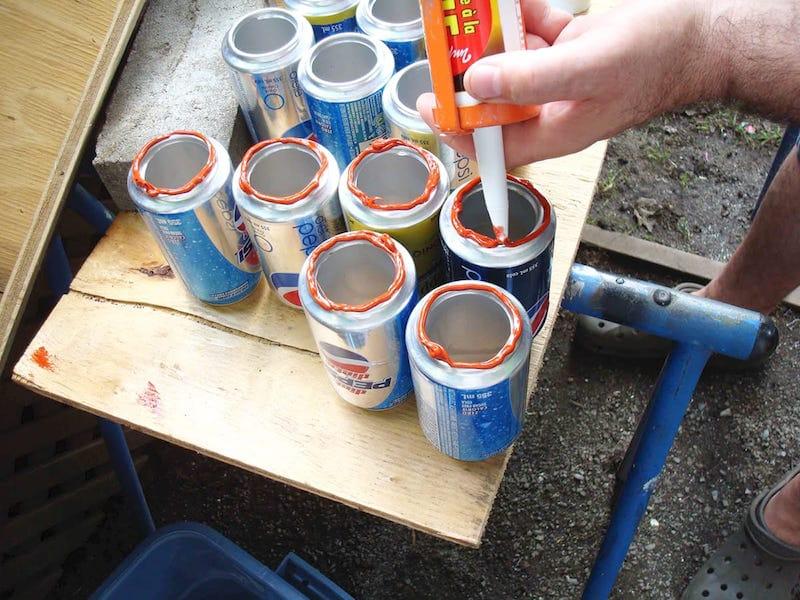 Como hacer una calefacción solar casera2