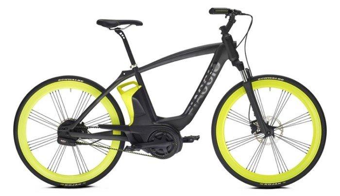 Electric Bike Piaggio, las bicicletas eléctricas de Piaggio.