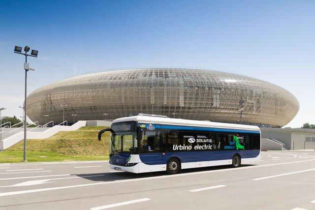 Todos los autobuses de Berlín serán eléctricos