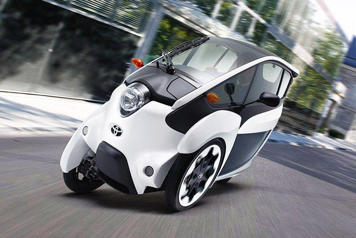 Toyota i-ROAD1