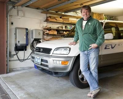 10 años conduciendo un vehículo eléctrico