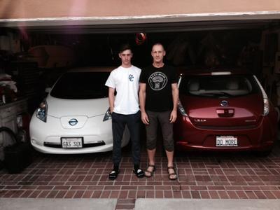 10 años conduciendo un vehículo electrico