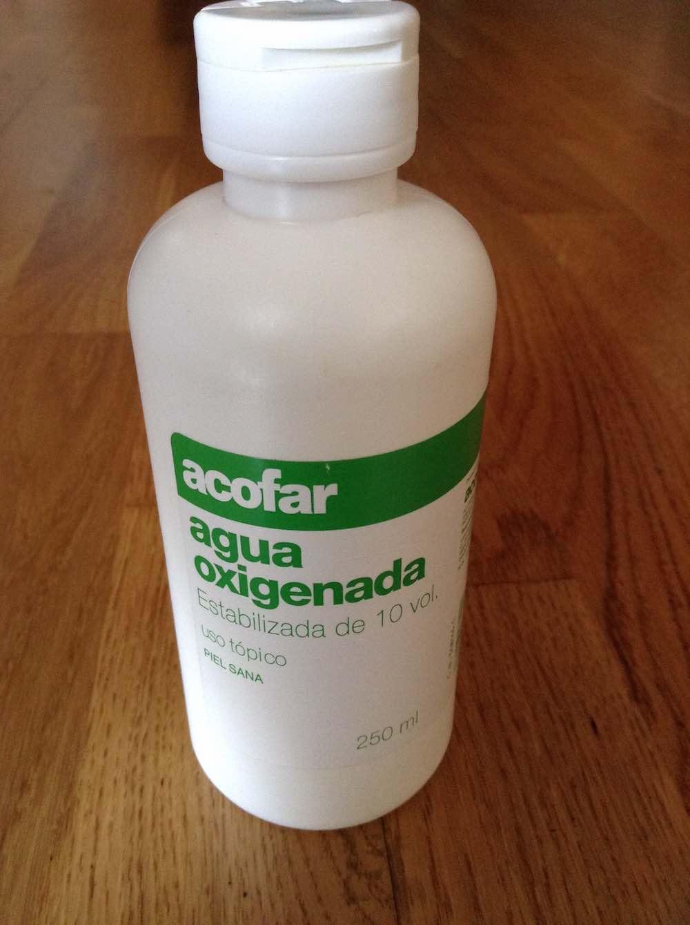 Agua Oxigenada
