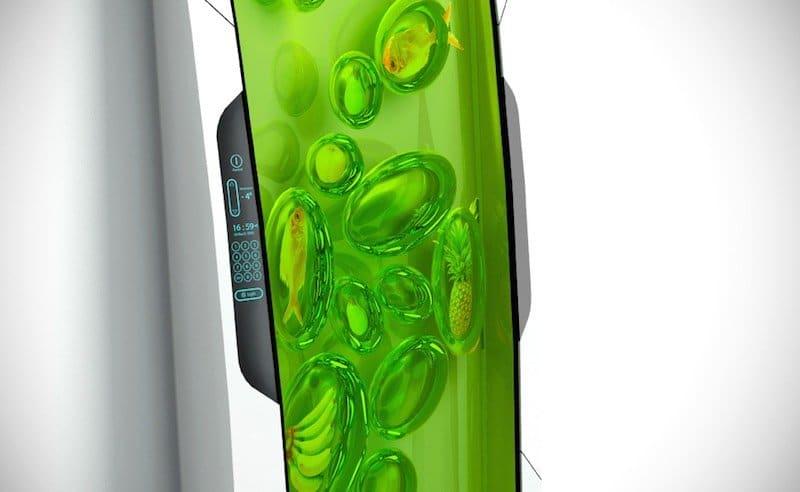 Bio Robot Refrigerador Zero-Energía-Electrolux