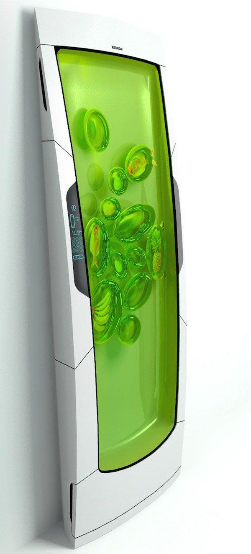 Bio Robot Refrigerador Zero-Energía3