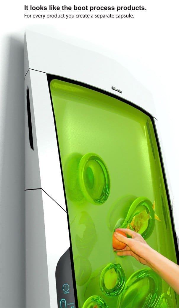 Bio Robot Refrigerador Zero-Energía4
