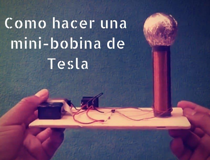 Circuito Bobina De Tesla : Cómo hacer una bobina de tesla casera