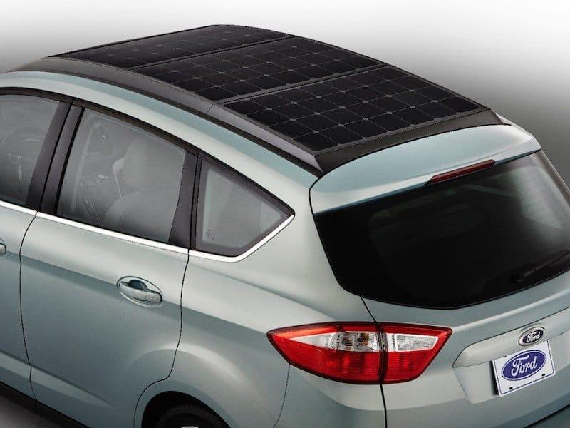Ford-c-max-solar-energi-paneles-solares
