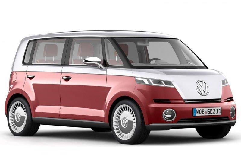 Volkswagen Westfalia Camper elétrica