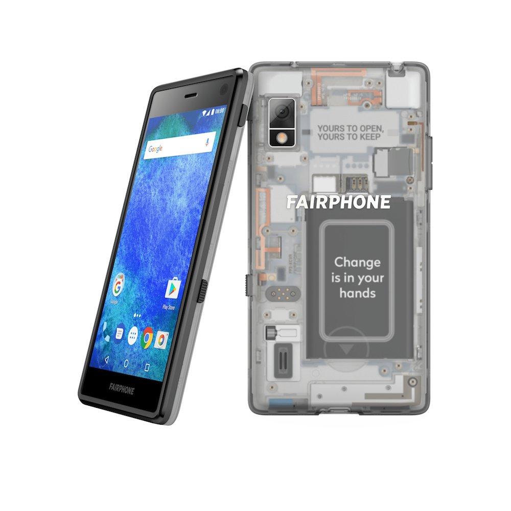 Fairphone: El teléfono móvil diseñado y fabricado para durar