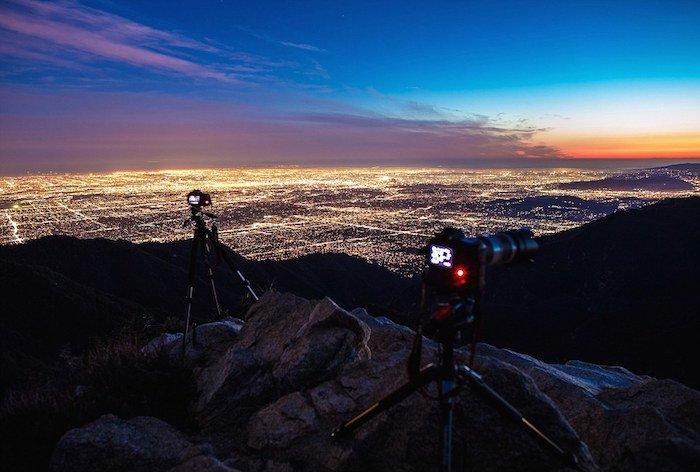 Así sería el cielo sin contaminación lumínica-3