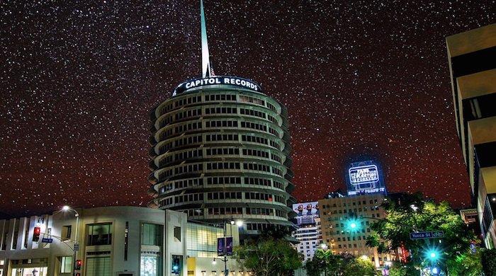 Así sería el cielo sin contaminación lumínica-6