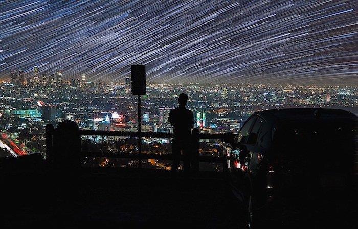 Así sería el cielo sin contaminación lumínica-9