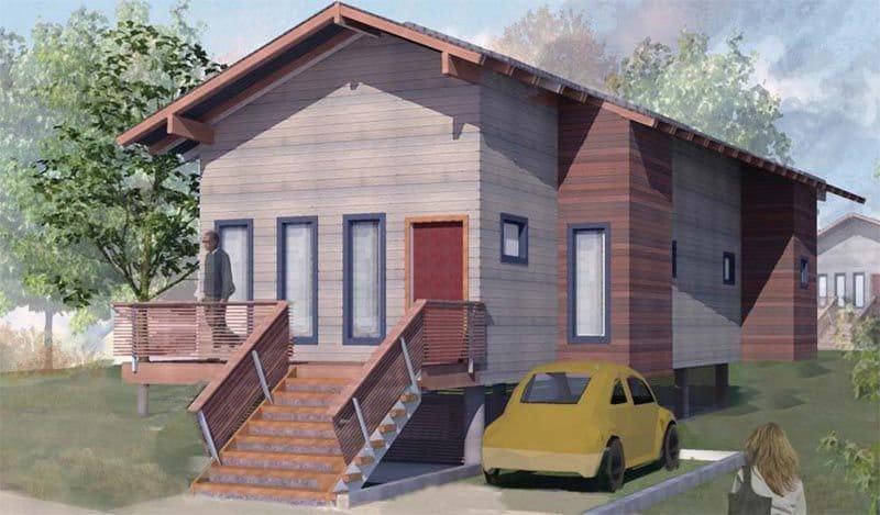 BNIM-Design Planos gratis de casas ecológicas