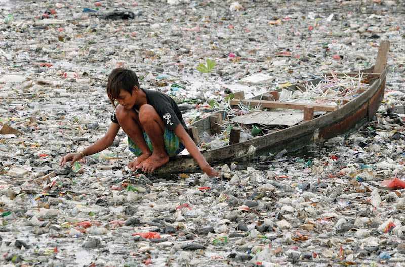 La mayor isla de residuos plásticos del mundo es ya tres veces más grande que España