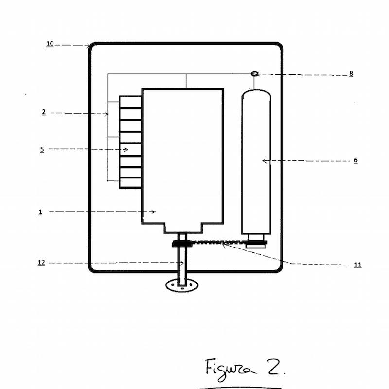 Sistema de auto-recarga para vehículos eléctricos figura 2