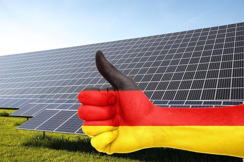 Alemania generó tanta renovable que pagaba a la gente por consumir electricidad