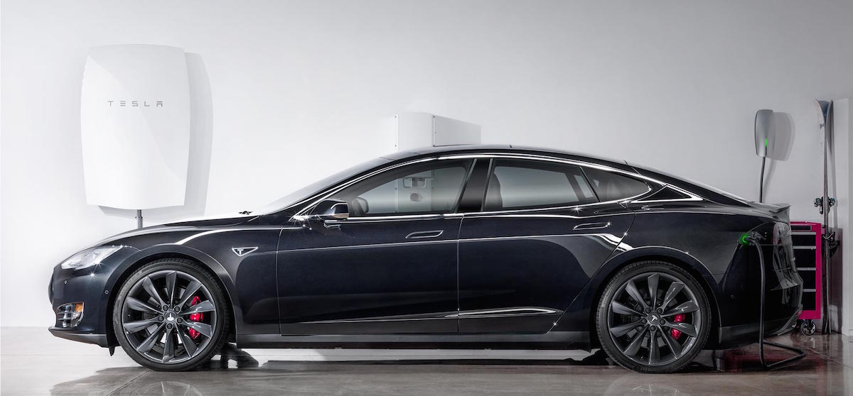 Powerwall, la batería doméstica de Tesla para almacenar energía solar