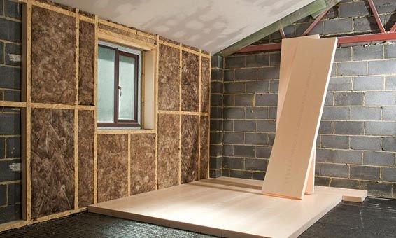 C mo construir una casa bien aislada for Crear una cubierta de madera