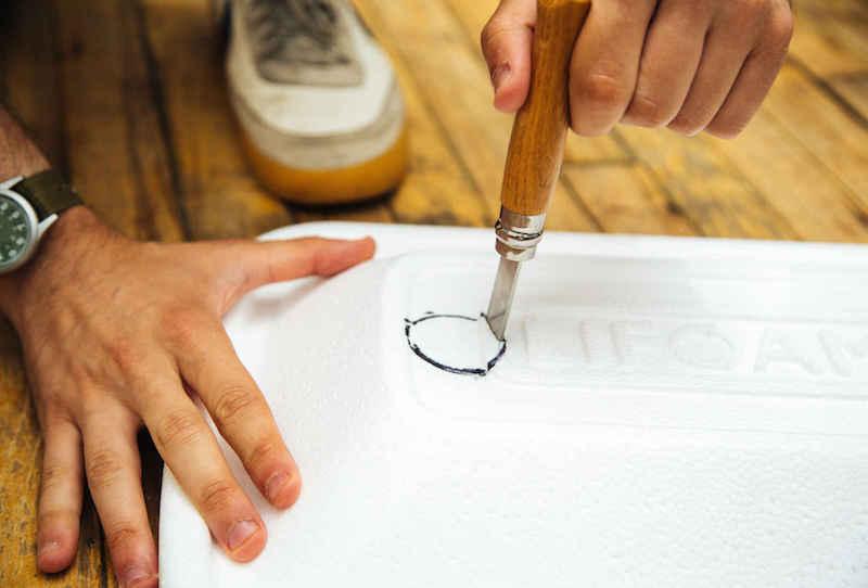 Cómo hacer un aparato de aire acondicionado casero2