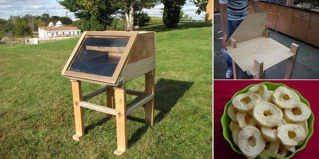 C 243 Mo Hacer Un Deshidratador De Alimentos Solar Casero