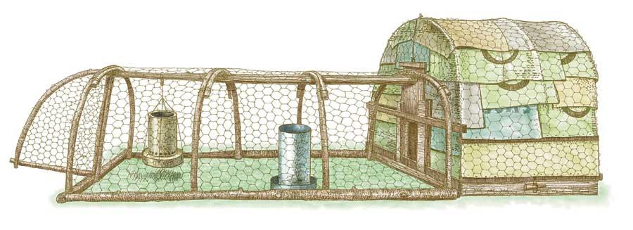 Como hacer una granja autosuficiente en media hectárea 2