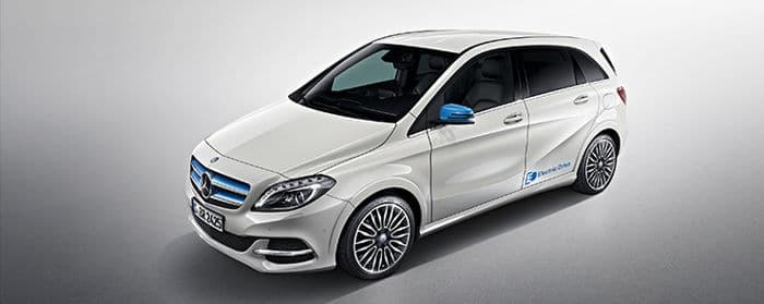 Mercedes Clase B Electric