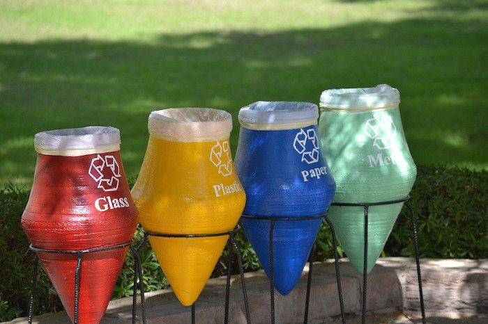 ¿Cuántas veces se pueden reciclar los materiales que mas usamos?