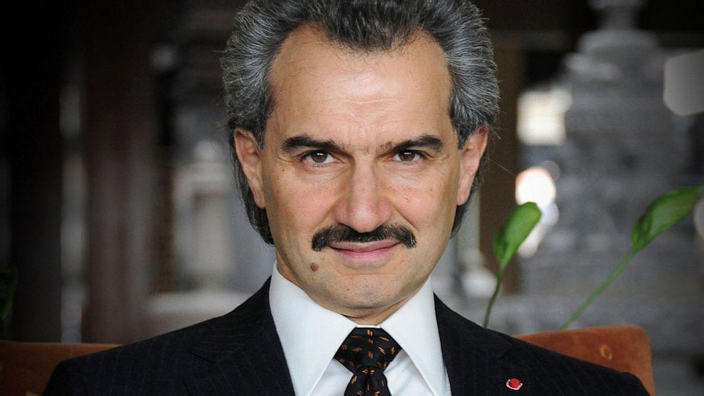 Al Walid bin Talal al Saud