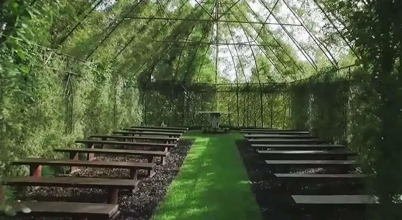 La iglesia de la naturaleza 3