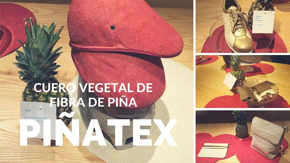 Piñatex Cuero Fibra Piña Hecho De Vegetal rrCBqw