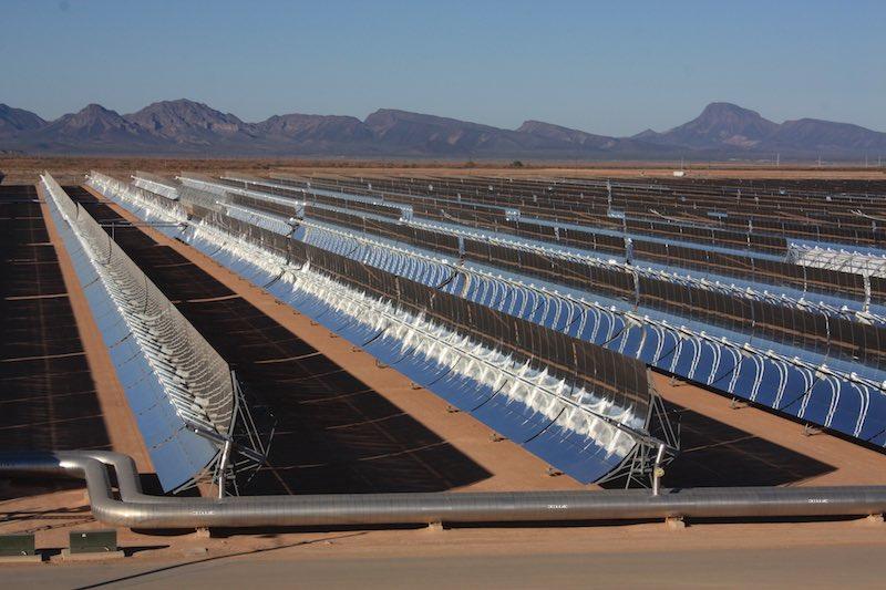 La planta termosolar más grande del mundo se construirá en Australia
