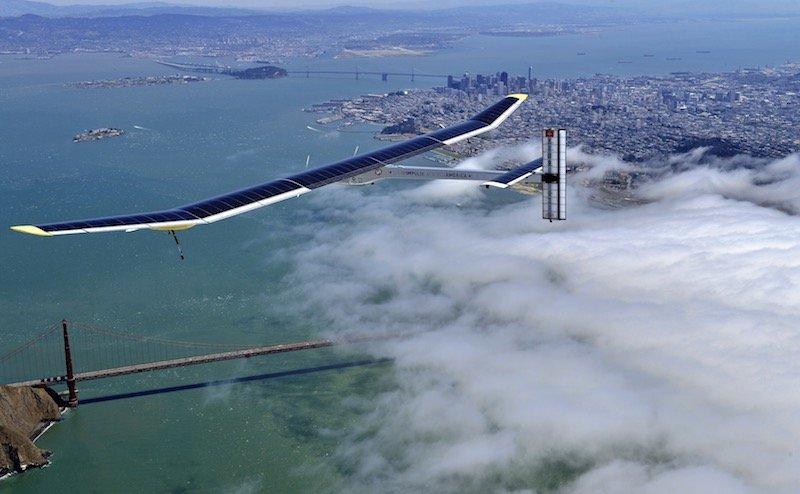 Solar Impulse America