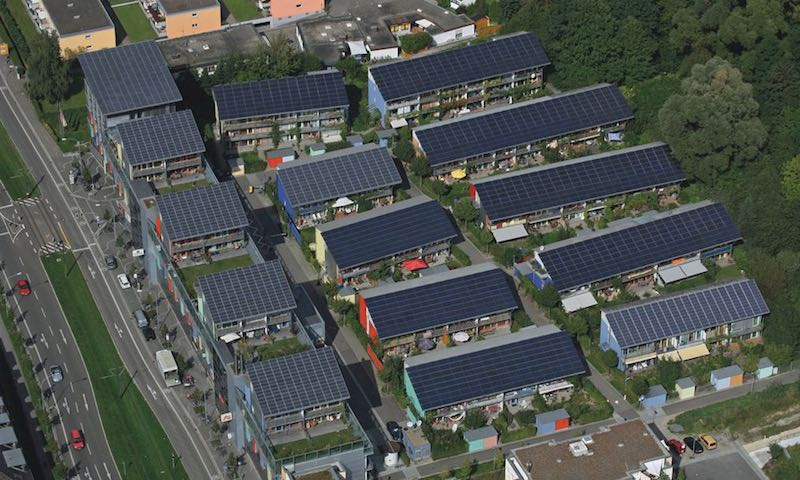 Barrio Alemania Solar
