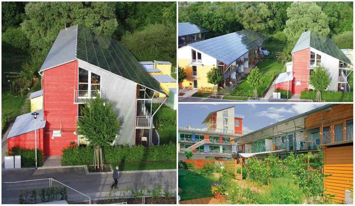 Un barrio alemán produce 4 veces más energía de la que consume gracias a los techos solares