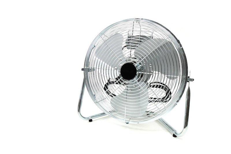 Ventilador vs aire acondicionado