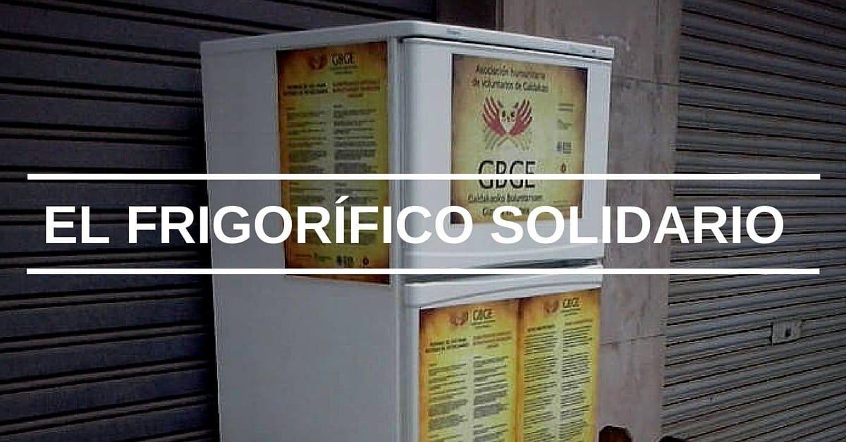 El frigorifico solidario