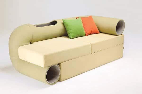 El sofa ideal para nuestras mascotas
