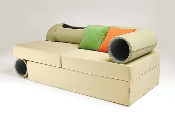 El sofa ideal para tu gato